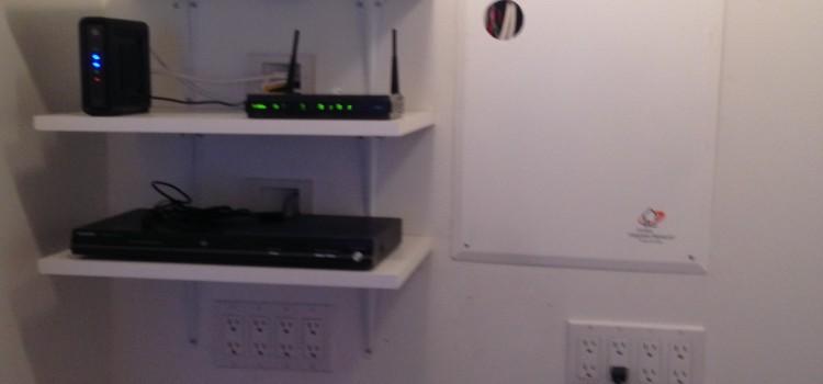 Gonzales TV Install